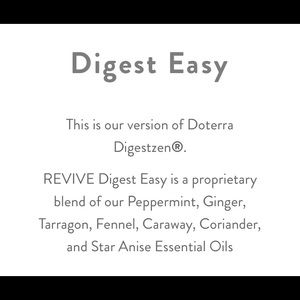 Revive Other - Revive Digest Easy Essential Oil Sealed